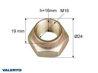 Kronmutter M16x1,5 AL-KO