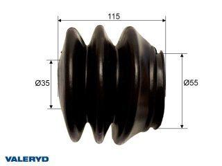 Gummibälg AL-KO AKS 35/55 L=115