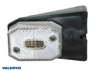 Positionsljus passar till Aspöck Flexipoint 64x42x28 med fäste