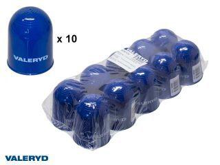 Kulskydd 50mm plast blå (10-pack)